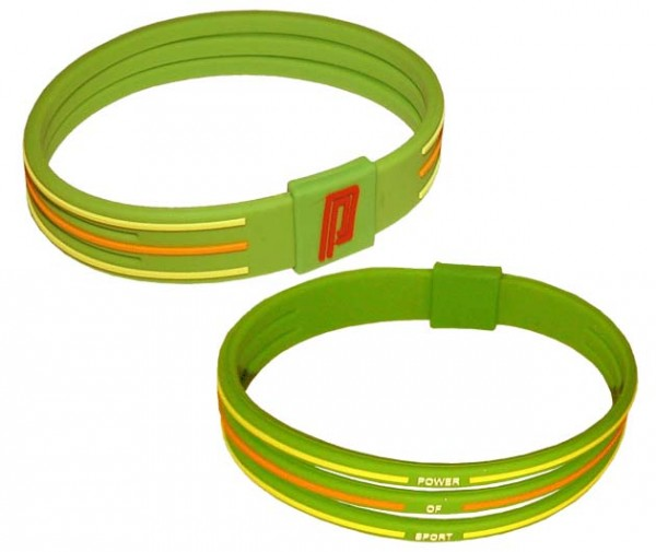 Pro's Pro Power Band No. 3 grün Armband