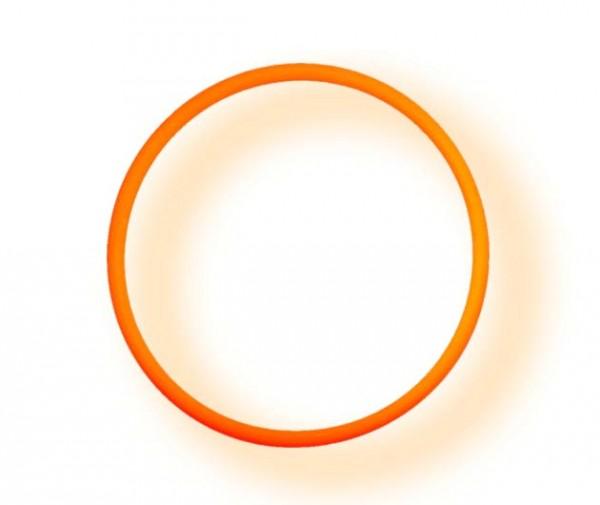 Pro's Pro Armband Power Band No. 4 LARGE orange Silikon