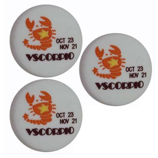 Pro's Pro Vibrationsdämpfer Vibra Stop Sternzeichen Skorpion 3er
