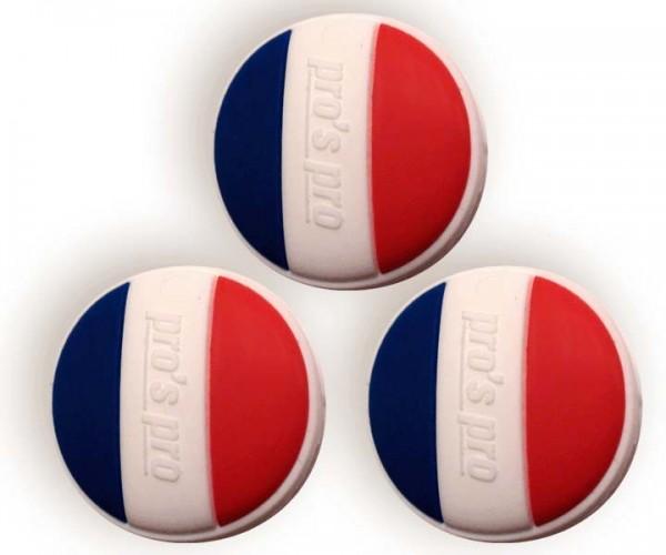 Pro's Pro Vibrationsdämpfer Vibra Stop Frankreich 3er rund