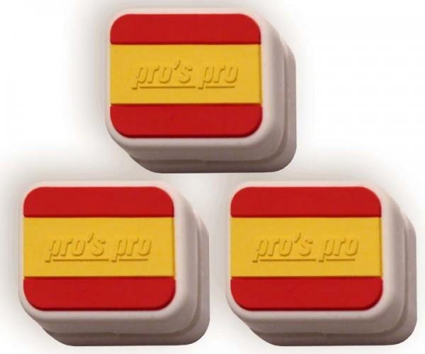 Pro's Pro Vibrationsdämpfer Vibra Stop Spanien 3er eckig
