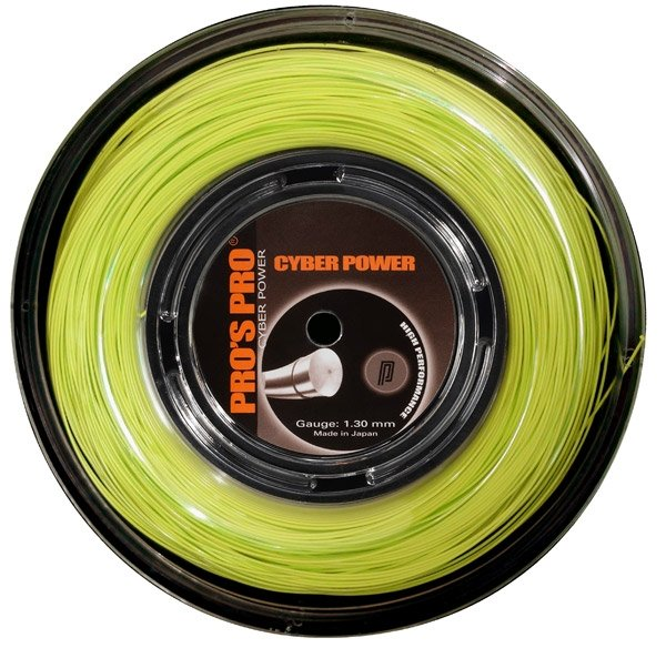 Pro's Pro Cyber Power 200 m 1.25 mm lime