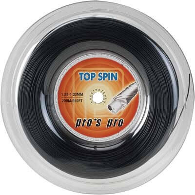 Pros Pro Top Spin 200 m schwarz