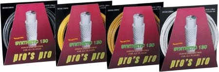 Pros Pro Synthetic 130 12 m silber