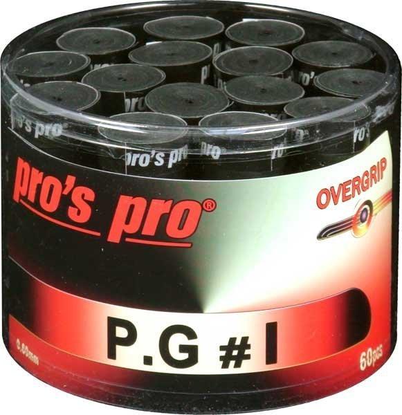 Pro's Pro P.G. 1 0,60mm 60er Box schwarz