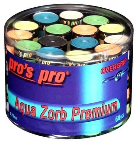 Pro's Pro Overgrips 60er Aqua Zor