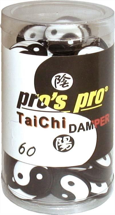Pro's Pro Vibrationsdämpfer Tai Chi Damper 60er Box schwarz-weiß