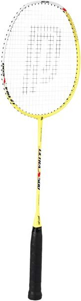 Pro's Pro Ultra 500 Badmintonracket Carbon gelb