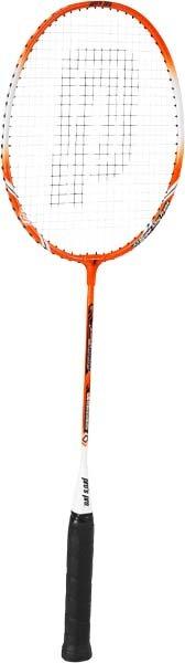 Pro's Pro P-5000 orange/weiss Badmintonracket