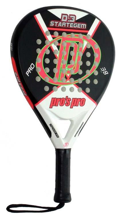 Pro's Pro Padel Racket Strategem  D 3