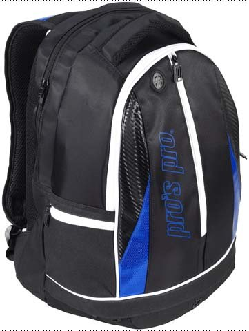 Pro's Pro Rucksack schwarz-blau