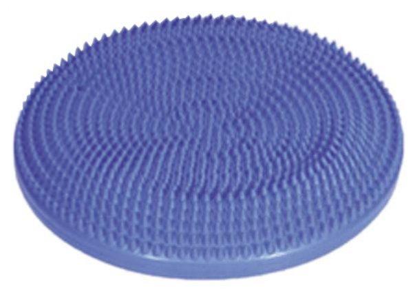 Pro's Pro Massage Cushion, Luftkissen mit Noppen, blau