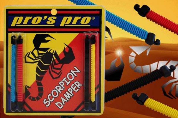 Pro's Pro Skorpion Damper 4er sortiert