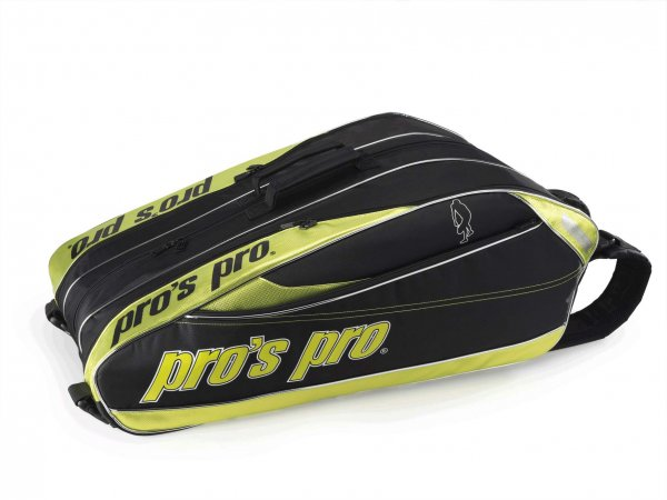 Pro's Pro 12-Racketbag Lime