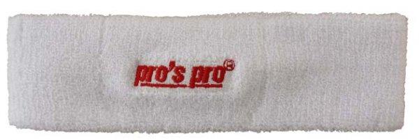 Pro's Pro Stirnband weiß