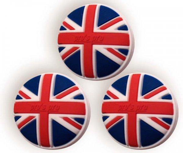 Pro's Pro Vibrationsdämpfer Vibra Stop Großbritannien 3er rund