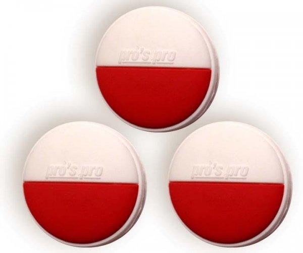 Pro's Pro Vibrationsdämpfer Vibra Stop Polen 3er rund