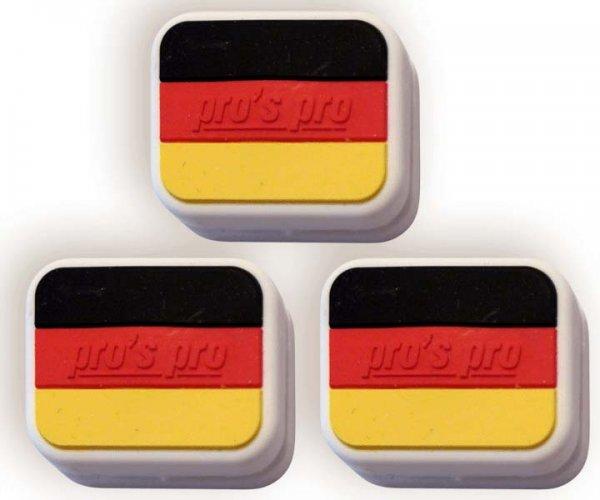 Pro's Pro Vibrationsdämpfer Vibra Stop Deutschland 3er eckig