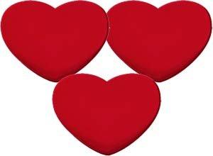 Pro's Pro Vibrationsdämpfer Vibra Heart 3er