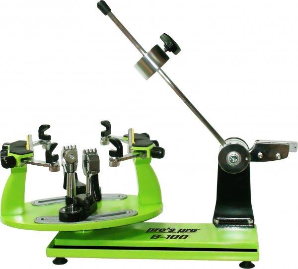pros pro B-100 Badminton Bespannmaschine