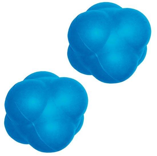 Pro's Pro Reaktionsball 10 cm, weich, hellblau
