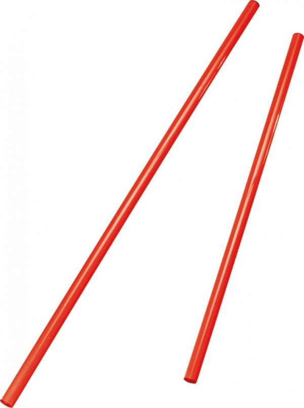 Pros Pro Hürdenstange 80 cm rot