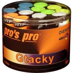 Pro's Pro Gtacky Griffband 0,5 mm Saugfähig Vibrationsdämpfend 60er sortiert