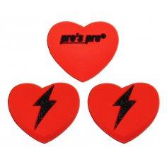 Vibra Stop HEART 3er