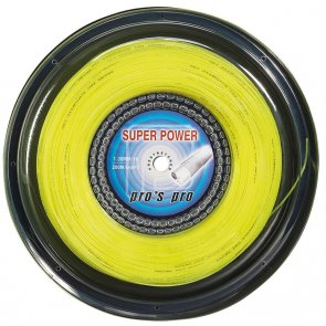 Pros Pro Super Power 200m neon-gelb