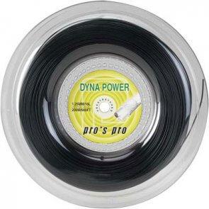 Pros Pro Dyna Power 200 m schwarz