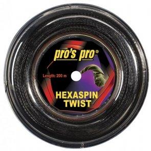 Hexaspin Twist 1.30 200 m schwarz