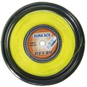 Pro's Pro Dura Ace 110 m neon-gelb Squashsaite