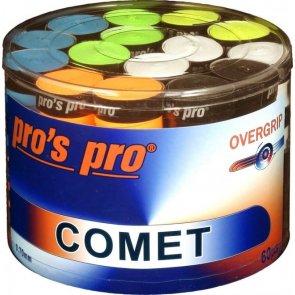 Pro's Pro Overgrips 60er Comet Grip 0,70mm sortiert klebrig