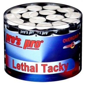 Pro's Pro Overgrips 60er Lethal Tacky 0,70 mm