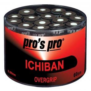 PROS PRO ICHIBAN Griffband 60er schwarz