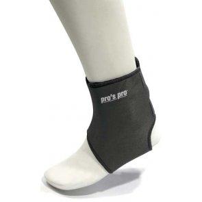 Pro's Pro Knöchelstütze schwarz Fußgelenk Neopren