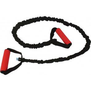 Pros Pro Widerstandsband (Resitance Tube) schwarz/rot
