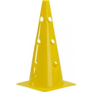 """***Pros Pro Markierungskegel15""""(38 cm)gelocht,gelb"""