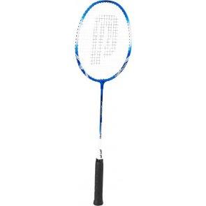 Pro's Pro P-5000 blau/weiss Badmintonracket
