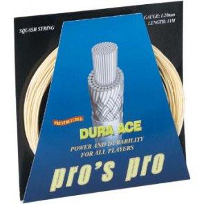 Pro's Pro Dura Ace 11 m Squashsaite natur