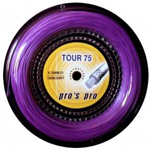 PROS PRO Tour 75  100 m violett Badmintonsaite
