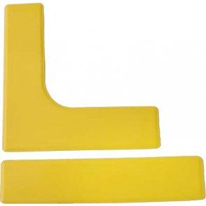 Pro's Pro Linien Set 16er gelb
