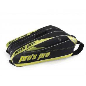 Pro's Pro 12-Racketbag Lime