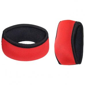 Pro's Pro Fashion Weights 2 x 0,5 kg rot Ringform