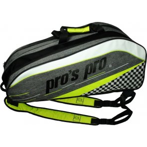 pros pro 12-Racketbag lime