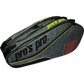 pros pro 8-Racketbag grafit