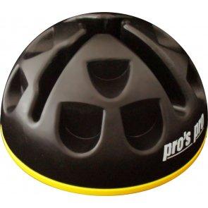 Pros Pro Standfuß (Agility Dome) schwarz/gelb