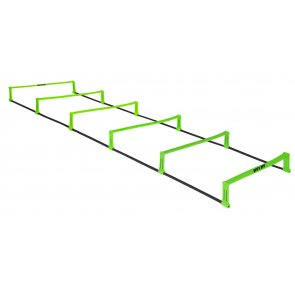 Pros Pro Hürden-Koordinationsleiter Mini-Hürde
