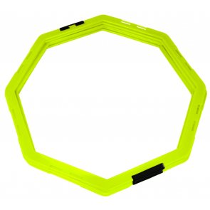 Pros Pro Koordinationsgitter (Agility Grid) 6er Set gelb