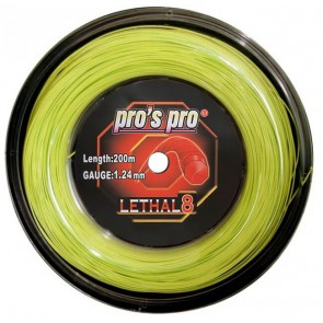 Pros Pro Lethal 8 200 m lime 1.24 mm